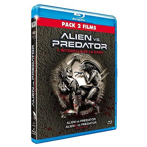 Alien vs. Predator - L'intégrale de la saga [Francia] [Blu-ray]