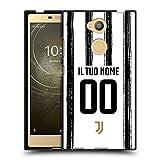 Head Case Designs Juventus Football Club Coutume Personnalisé Maison Coque Noir en Gel Doux...