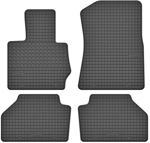 Motohobby Gummimatten Gummi Fußmatten Satz für BMW X3 F25 (2010-2017) / X4 F26 (2014-2018) - Passgenau