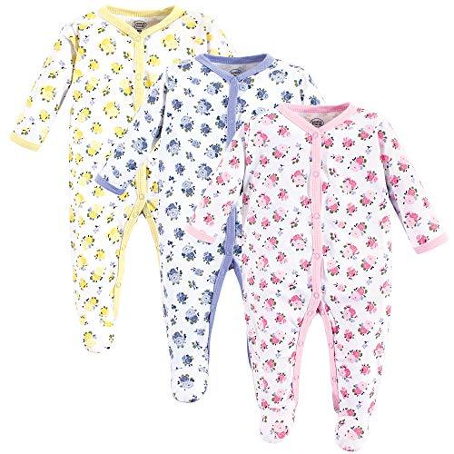 Top Baby Girls Blanket Sleepers