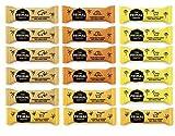 The Primal Pantry Barritas (Selección Mixta) - sin azúcar añadido, sin gluten, 100% Natural, Vegano, Paleo, 45g x 18