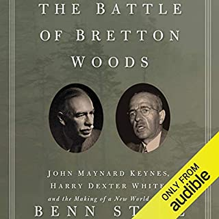 The Battle of Bretton Woods audiobook cover art