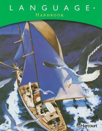 Language Handbook Harcourt Trophies Grade 5