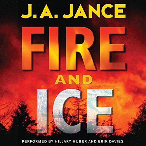 Fire and Ice  By  cover art