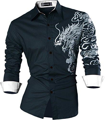 Dragon Shirt Button Down
