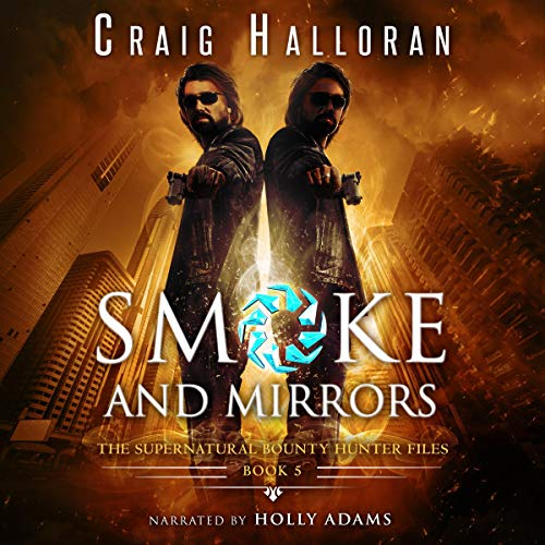 Smoke and Mirrors  By  cover art
