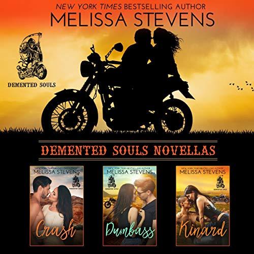 Demented Souls Novellas Audiobook By Melissa Stevens cover art