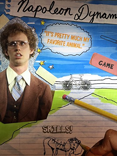 Napoleon Dynamite It's Pretty Much My Favorite Animal Game