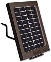 Bushnell 119756C Trophy Cam Aggressor Solar Panel Clam 5L