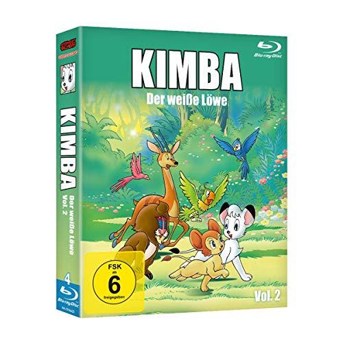 Kimba, der weiße Löwe - Vol.2 - [Blu-ray]