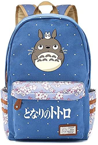 Anime My Neighbor Totoro - Mochila para cosplay, 028, 30*14.5*42cm,