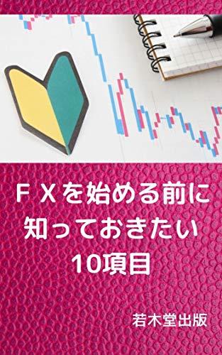 FXを始める前に知っておきたい10項目