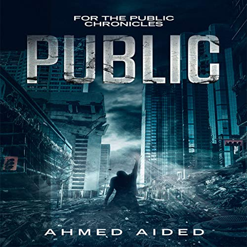 Public audiobook cover art