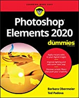 Photoshop Elements 2020 For Dummies Front Cover