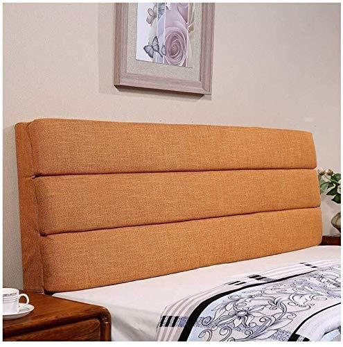 ACHdc Triangular Wedge Bedside Cushions Bedside Triangle Backrest Soft Case Daybed Backrest Triangular Cushion Nordic Velvet Sofa Cushion Bed (Size : 1.8m)