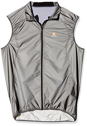 X-Bionic Running Streamlite, Giacca Uomo, Nero, XS