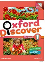 Oxford Discover: 1: Workbook with Online Practice by Emma Wilkinson (2014-03-13)