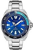 Seiko Orologio per Uomini Prospex Blue Lagoon Samurai Limited Editions Automatico SRPB09K1
