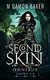Second Skin Omnibus: A litRPG Adventure (Second Skin Books 1-4)