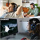 Zoom IMG-2 each cuffie gaming headset mac