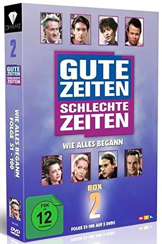 Wie alles begann - Box 2, Folgen 51-100 (5 DVDs)