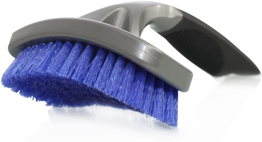 Chemical Guys Sale item Acc_204 Seattle Mall Curved Tire Brush