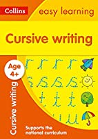 Cursive Writing Ages 4-5: Ideal for Home Learning (Collins Easy Learning Preschool)