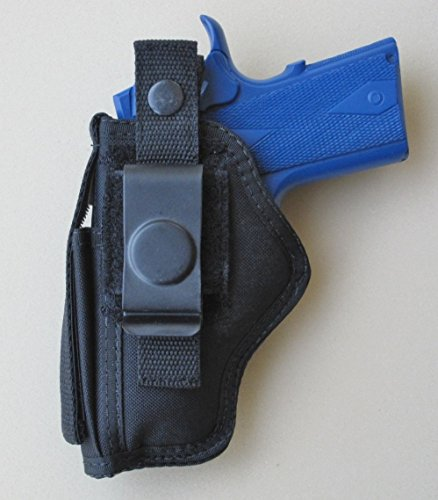 """Federal Holsterworks Hip Holster for Springfield XDs & XDe 3.3"""" Barrel 45, 9mm, 40 Very Compact Pistol"""