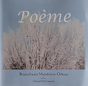BMO 004 Poème Brasschaats Mandoline Orkest olv Marcel De Cauwer