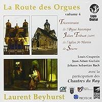 Oeuvres De L. Couperin, Guilain, Bach