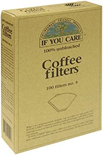 if you care coffee filters