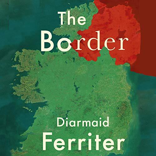 The Border audiobook cover art