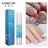 BeautyNeeds 4ML Nail Repair Treatment Liquid Fungus Remover Protective Nail Pen Brush Nail