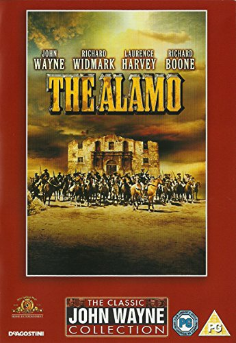 The Alamo [1960] - The Classic John Wayne Collection