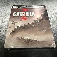 ゴジラ2014 スチールブック 4K ULTRA HD 北米版 BESTBUY限定コジラ 怪獣 不朽名作