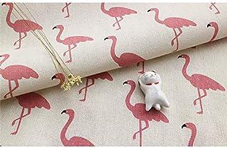 Nuevo Sass /& Belle Tropical Flamingo 100/% algodón toalla de té verde rosa estrellas