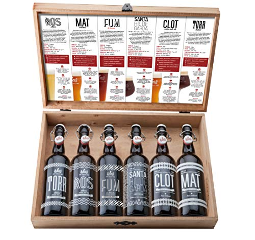 Maletín degustación Cervezas Artesanas 75 cl