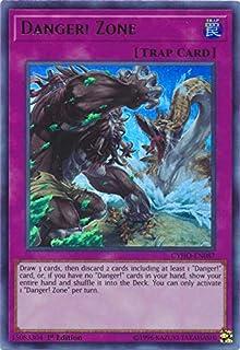 Yu-Gi-Oh! - Danger! Zone - CYHO-EN087 - Ultra Rare - 1st Edition - Cybernetic Horizon