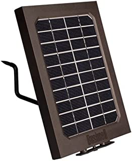 Bushnell Trail Cam Accessories 119656C Trophy Cam HD Brown SolAR Panel Clam