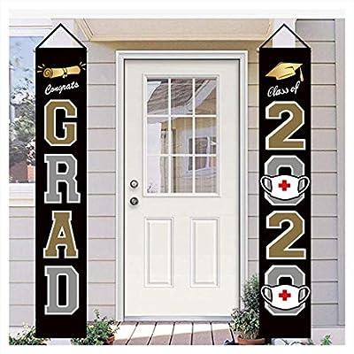Graduation Banners 2020 Congrats Grad - Graduat...