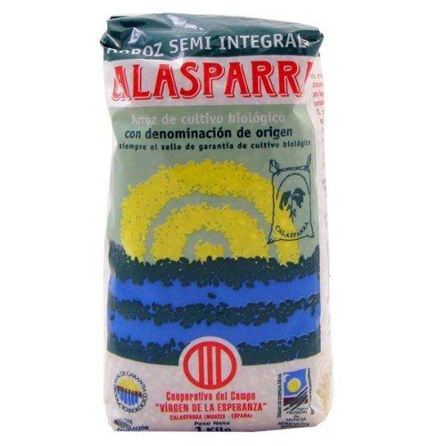 Calasparra Arroz E.Plastico Semi Calasparra 1 Kg - 200 g
