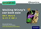 Read Write Inc. Phonics: Grey Set 7 Storybook 6 Wailing Winny's Car Boot Sale