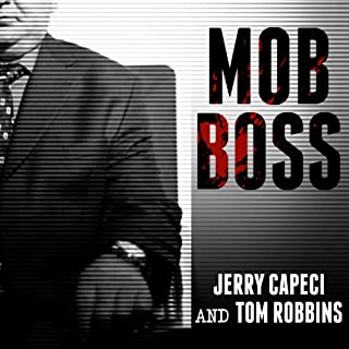 Mob Boss audiobook cover art