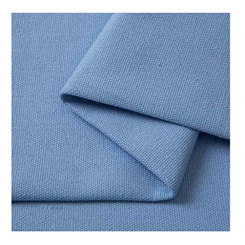 yankai katoenen doek stof pure kleur katoen en gordijn stof puur katoen oude grove stof vaste breedte 1,5 m NIU