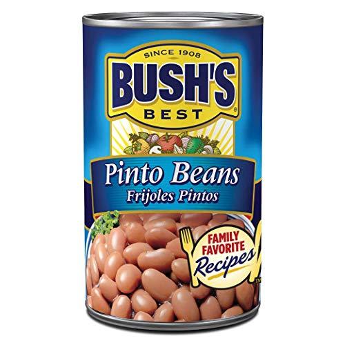Bush's Best Baked Beans, Pinto, 16 OZ (Pack of 12)
