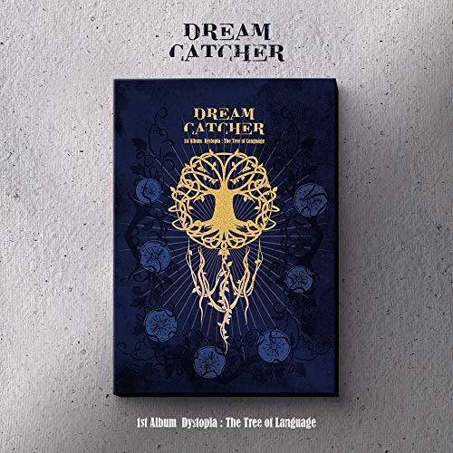Dreamcatcher - Distopía: El árbol de la lengua (Vol.1) álbum + póster plegado + set de tarjetas de fotos adicionales (ver. L)