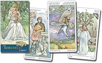 The Sorcerers Tarot (English and Spanish Edition)