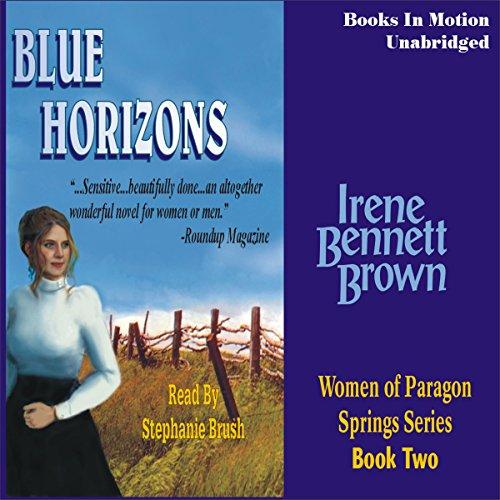 Couverture de Blue Horizons