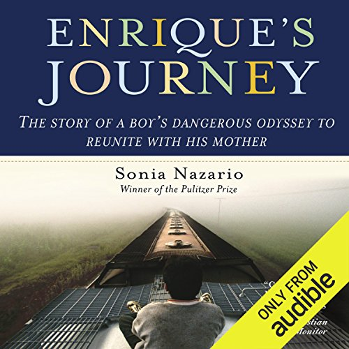 Enrique's Journey  audiobook cover art