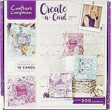 CC INTERNATIONAL LLC Craft Box KIT CRE, Create-A-Card